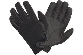 Hatch NS430 Specialist Black Tactical Gloves