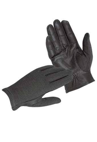 Hatch Street Guard Black Fire Resistant KEVLAR Tactical Glove - SGK100FR