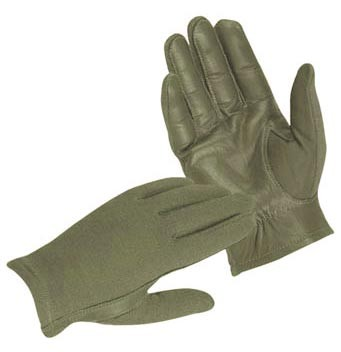 Hatch Street Guard Sage Green Fire Resistant KEVLAR Tactical Glove - SGK150FR