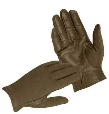 Hatch Street Guard Coyote Fire Resistant KEVLAR Tactical Glove - SGK250FR