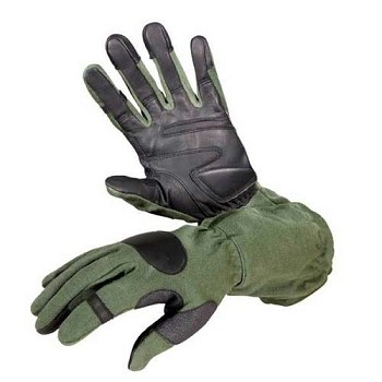 Hatch Operator Foliage KEVLAR Tactical Glove - SOG-750