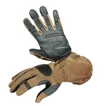 Hatch Operator Coyote KEVLAR Tactical Glove - SOG-800