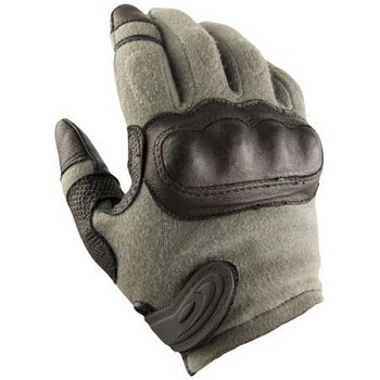 Hatch Operator Foliage Hard Knuckle Tactical Glove - SOG-HK350
