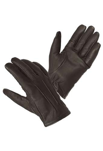 Hatch Black Dress Cold Weather Leather Duty Glove - TLD40