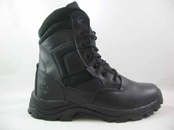 Smith & Wesson Side Zip Waterproof Tactical Boot