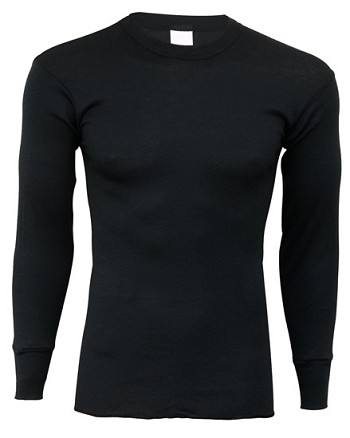 HydroPur Performance Rib Knit Thermal Underwear Top