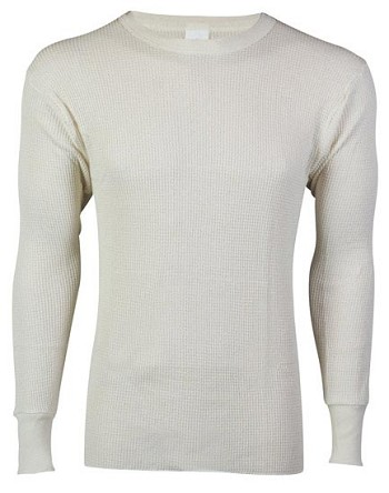 Maximum Weight Thermal Underwear Top