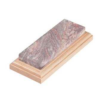 Lansky Natural Soft Arkansas Bench Sharpening Stone