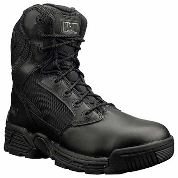 Magnum Women's Side Zip 8.0 Stealth Force Tactical Boot - 2001