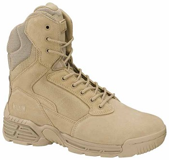 Magnum Stealth Force 8.0 8-inch Desert Tan Combat Boot - 5038