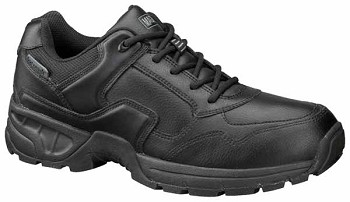 Magnum Motion Low Waterproof Black Shoe
