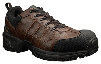 Magnum Excursion Low Brown Waterproof Composite Toe Shoes - 5390
