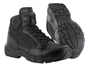 Magnum Black Side Zip 5.0 Viper Pro Uniform Boot-5480