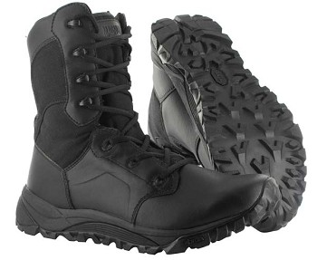 Magnum Black Side Zip Waterproof 8.0 Mach 2 Tactical Boot - 5484