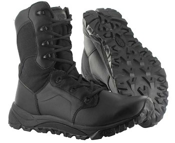 Magnum Black Side Zip 8.0 Mach 2 Uniform Boot-5485