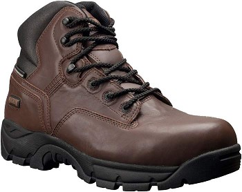 Magnum Precision 6-inch Ultra Lite II Waterproof Composite Toe Boot - Coffee