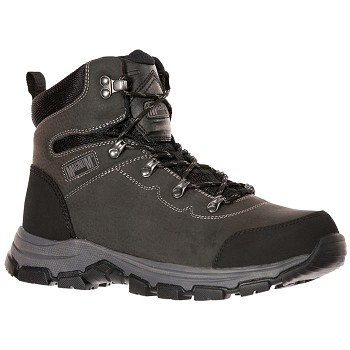Magnum Austin 6.0 Steel Toe Waterproof Work Boot - Charcoal