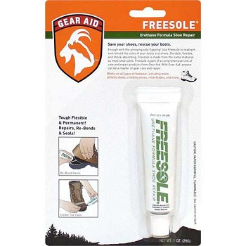 Gear Aid Freesole Shoe Repair Glue