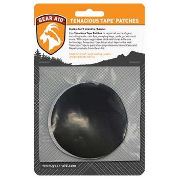 Gear Aid Tenacious Tape Patches - Outdoor Gear Repair Patches