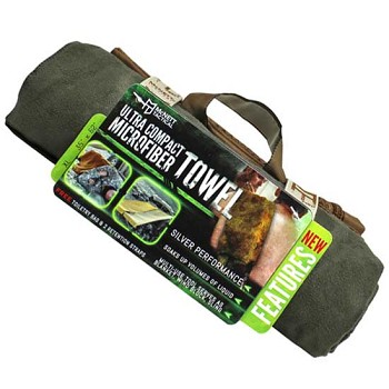 McNett Tactical Ultra Compact Microfiber Towel - Large