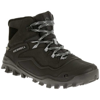 Merrell Fraxion 6 Inch Waterproof Insulated Boot