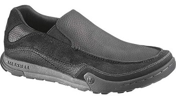 Merrell Mountain Moc Black Shoe - J39475