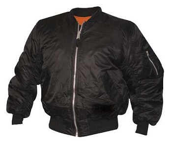 Kids MA 1 Flight Jacket