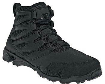 New Balance Abyss II Black 6-inch Military Boot - 211MBK