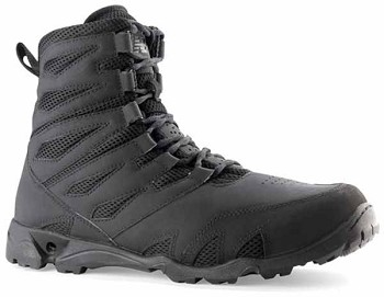 New Balance Abyss II Black 8-inch Military Boot - 221MBK