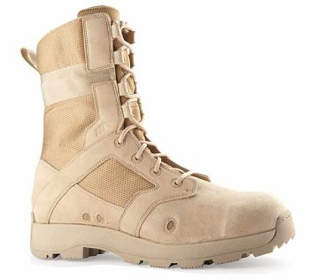 New Balance Desert Lite 8-inch Military Boot - Tan