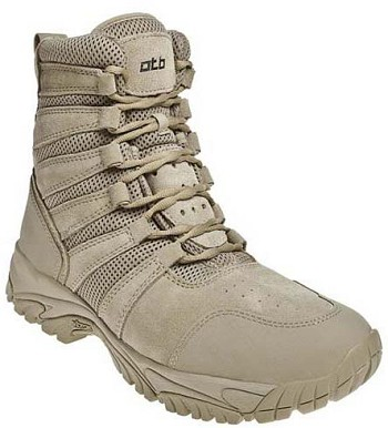 New Balance Bushmaster 8-inch Tan Military Boot - 812MTN