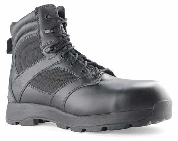 New Balance TAB Black 6-inch Zip Tactical Athletic Boot