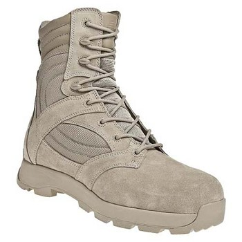New Balance TAB Tan 8-inch Zip Safety Toe Tactical Athletic Boot - 982MTN