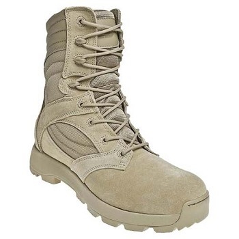 New Balance TAB Desert Tan 8-inch Zip Tactical Athletic Boot - 992MTN
