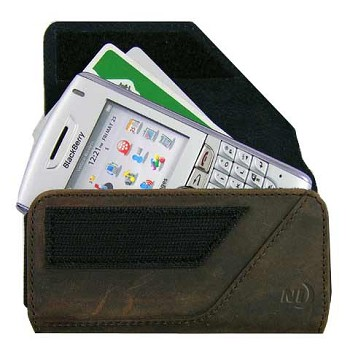Nite-Ize Sideways Clip Leather Cell Phone Case - Medium