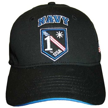 1 Asterisk United States Navy Baseball Cap
