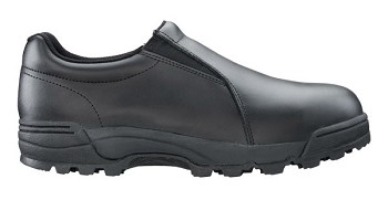 Original SWAT Classic Moc Black Plain Toe Uniform Shoe