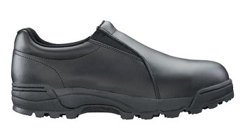 Original SWAT Classic Moc Black Safety Toe Uniform Shoe
