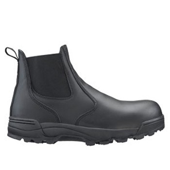 Original SWAT Classic 5 inch Moc Black Safety Toe Uniform Boot