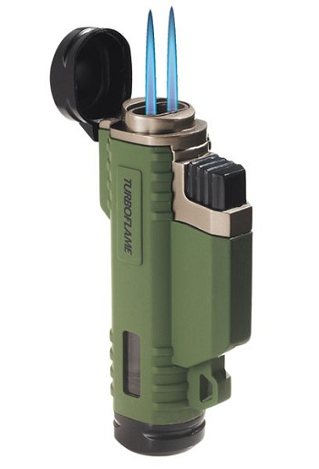 Turboflame Twin Flame Ranger Lighter