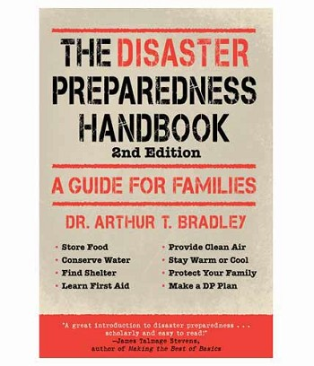 The Disaster Preparedness Book 2nd Edition: A Guide for Families