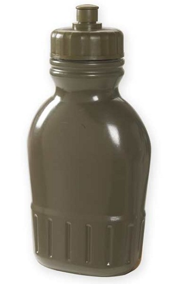 NDuR 38oz Pull Top Water Filter Canteen - Olive Drab