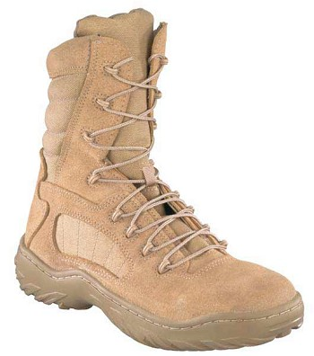 Reebok Fusion Max 8 Inch Women's Desert Tan Tactical Boots - CM994