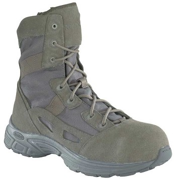 Reebok Hyper Velocity Sage Green Women's Safety Toe Tactical Boots - RB291