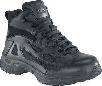 Reebok Mens Rapid Response 4 Inch Tactical Boots - RB8400