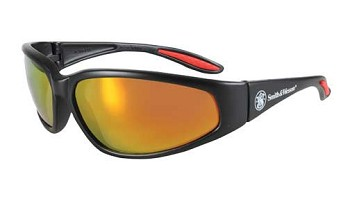 Smith and Wesson 38 Special Sunglasses with Mirrored Lens