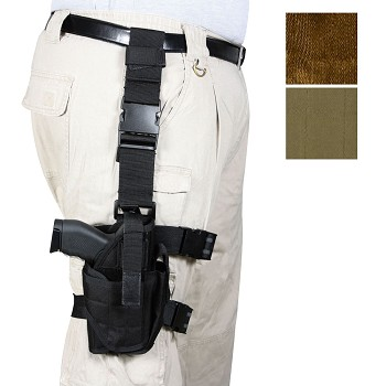 Basic Issue Adjustable Drop Leg Tactical Holster