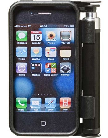 Sabre Smartguard Pepper Spray iPhone 4 Case