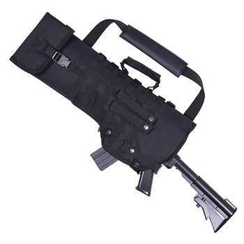 Basic Issue Black Rifle Scabbard