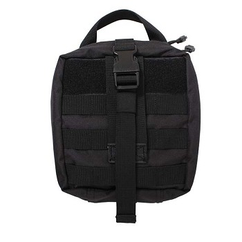 Basic Issue Black Breakaway Tactical Pouch